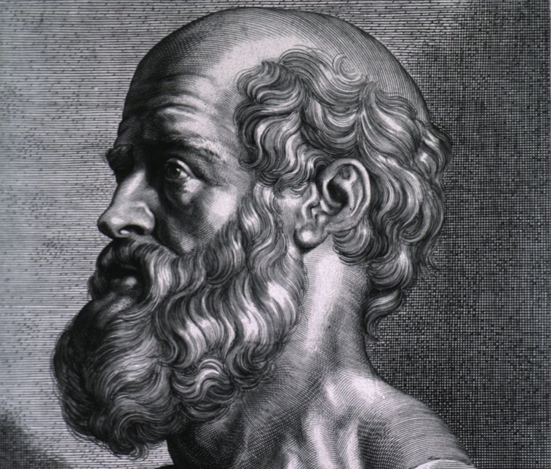 Hippocrates, the father of medicine